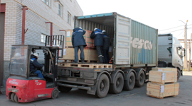POWER EQUIPMENT SHIPPED FOR FALAY TPP, VIETNAM